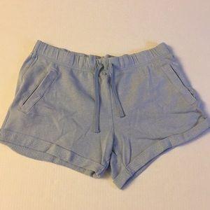 Victoria's Secret Pink-Baby Blue Shorts